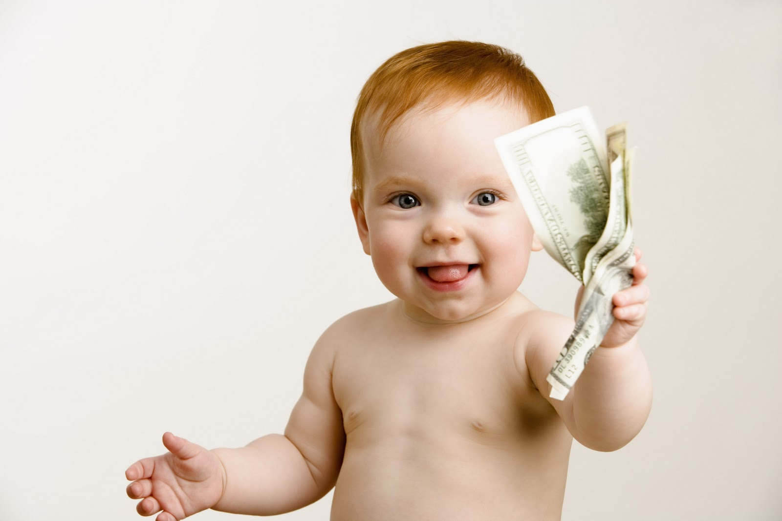 Prepare for a Baby, Financially