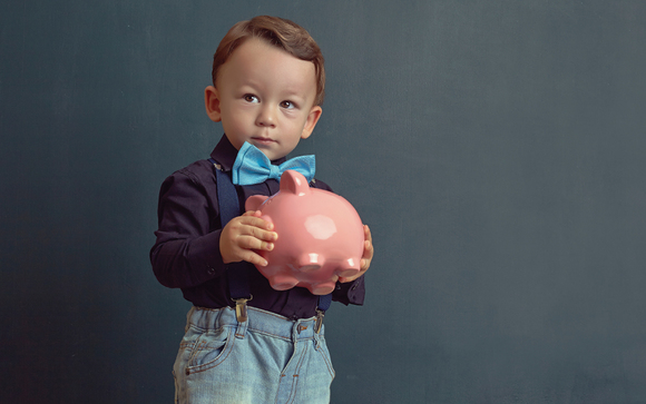 Give your kids money smarts